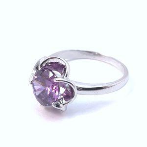 Cherryl's Jewelry - Sim Amethyst Ring Size 7